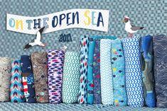 maritimen Webband lassen sich im Handumdrehen sämtliche Textilien aufpeppen und tolle Akzente setzen