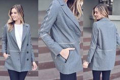 All Zipped or Unzipped Coat...SML...$129 Call To Order 239-403-3550 Email claudette@petuniasofnaples.com
