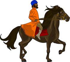 Wise Men (Magi) of the Parthian Empire. Parthian horses.