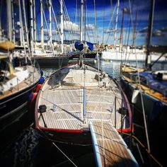 Happy Sunday #boatshowpalma #boatshowpalma2016 #teaktock #palmayachteye #mallorca #superyacht #megayacht #luxury #weekend #sailingboat #boatshow #boat #yachts #yachts http://Teaktock.es