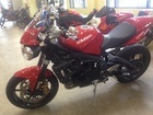 Check out this 2012 TRIUMPH 675R listing in Louisville, KY 40202 on Cycletrader.com. This Motorcycle listing was last updated on 30-Oct-2012. It is a Sportbike Motorcycle has a  675 engine and is for sale at $9200.