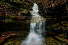 Mountain Cascade located in Johnson County, Arkansas Ozark National Forest, Arkansas, Missouri, Waterfall, Beautiful Places, Mountain, Travel, Outdoor, Outdoors