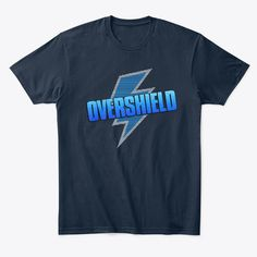 Upgrade by getting swag that provides you with an overshield. This way you are not just a BADASS you are also supporting one of your favorite content creators. Borderlands, Badass, Swag, Content, Mens Tops, T Shirt, Supreme T Shirt, Tee Shirt, Tee
