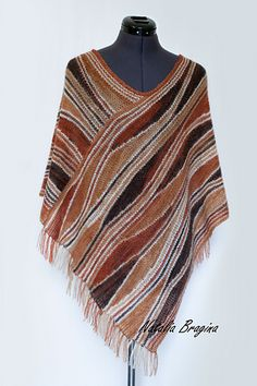 #crochet #poncho #coat #jacket