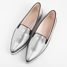 Duo-Tone Loafers | CHARLES & KEITH