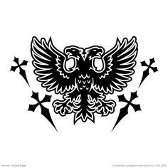 Iron-on – Double Eagle