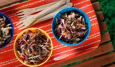 Zesty Lentil Coleslaw with Buttermilk Dressing | Lentils For Every Season Volume 11 Garden to Table | Lentils.ca