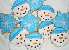 Cute cookie decorating Ideas