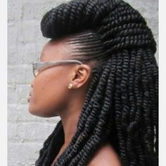 #twist #marleytwist #naturalhair #kinkychick #kinkycurly #crochetbraids #beauty #glam #purple #bighair #twa #virginhair #sewins #brazilianhair #middlepart #cute #curlyhair #curlbox #twist#naturallife #naturalhair #curlyhair #curlbox #twist
