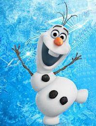 I love Olaf