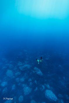 Insane blue. Mediterranean Sea. www.27MM.net