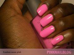 PinkNailBlog: pink