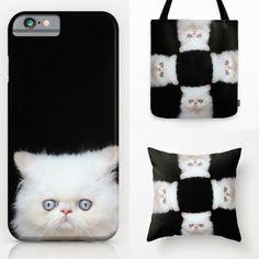 ➡️ LordAriesCat.com ➡️ STORE ➡️ SOCIETY6 - Worldwide shipping  #Society6 #LordAriesCat #pillows #mugs #totebags #cat #cats #phonecases #ipadcases #wallclocks (em LordAriesCat.com )