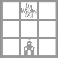 Our Wedding Day - Overlay