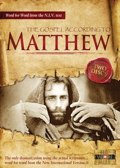 """This Film is also called """"The Gospel According to Matthew"""" http://www.christianfilmdatabase.com/review/visual-bible-matthew/"""
