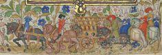 Horae ad usum romanum.  Date d'édition :  1401-1500  Latin 1156B  Folio 158v