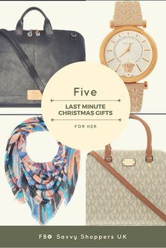 ad42eb701d Five last minute Christmas gifts for her