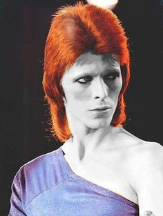 Ziggy Stardust as some orange-spiration! #AvantReady