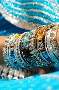 Gorgeous bangles!