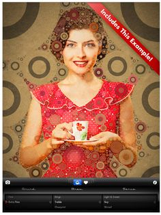 we're giving away Percolator apps today, this app has just received a major update - let us know if you'd like one
