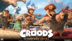 The Croods Trailer # 2 | Hollywoodland Amusement And Trailer Park