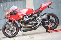 ducatimaniax:  Moto Guzzi Mania