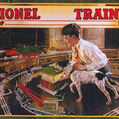 Lionel Toy Trains