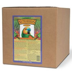 Lafeber Sunny Orchard Nutri-Berries Parrot (20 Lb. Box) - FREE SHIPPING
