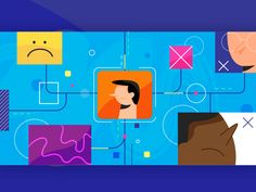 Email Sent designed by Ana Hill. Flat Illustration, Illustrations, Motion Design, Motion Graphics, Banner, Palette, Social Media, Coding Classes, Logos
