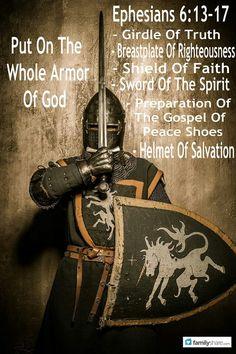 Armor Of God Wallpaper