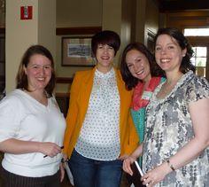 Lisa, Shannon, Julie, and Karen