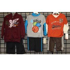 Kids Headquarters boys 2-4 two piece sets http://www.tradeguide24.com/3809___Kids_Headquarters_boys_2_4_two_piece_sets_24pcs.__BKHQ24FSET___ #fashion #stocklot #wholesale