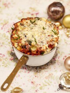 Honeycomb Cannelloni | Pasta Recipes | Jamie Oliver Recipes