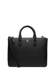Handväska Robinson Pebbled Multi Tote BLACK - Handväskor - Väskor - Raglady