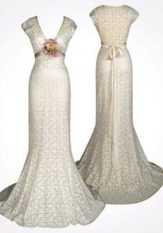 Rustic Wedding Dresses | Wedding Dresses For A Farm Wedding - Rustic Wedding Chic