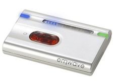 emWave Personal Stress Reliever (Silver)