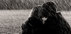 <3 kissing in the rain is my favorite,