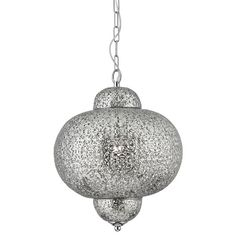 Found it at Wayfair.co.uk - Mashallah 1 Light Globe Pendant