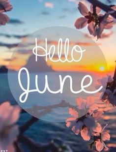 My June about to be littttt! Birthday month 2 week vacation weather heatin up my hair growin and the one year anniversary of us being homeowners! Got a lot to celebrate! Hope June is good to all of us! June Quotes, New Month Quotes, Monthly Quotes, Seasons Months, Days And Months, Months In A Year, 12 Months, Hello June, Hello Summer