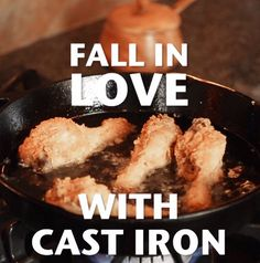 How to care for your cast iron pan >> https://www.facebook.com/HGTV/videos/10153827652184213/