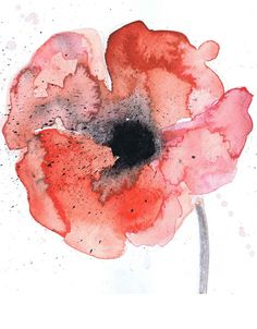 Hey, I found this really awesome Etsy listing at https://www.etsy.com/listing/97682634/red-poppy-print