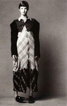 Comme Des Garçons, Vogue Italia Ottobre 1993