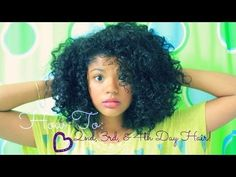 How To: 2nd, 3rd, 4th Day Hair! (Curly)  Holiday Giveaway?