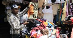 Such imports have devastated the local clothing industries and led the region to rely far too heavily on the West.