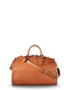 Ralph Lauren Saddle Weekender Bag