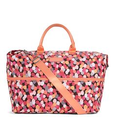 Look at this Pixie Confetti Lighten Up Expandable Travel Bag on #zulily today!