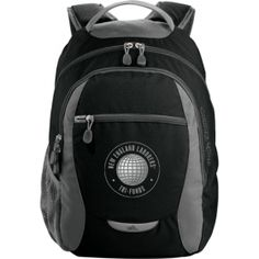 Promotional Products Ideas That Work: High Sierra Curve Backpack . Get yours at www.luscangroup.com
