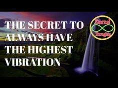 Abraham Hicks-The secret to always have the highest vibration mp3 - YouTube