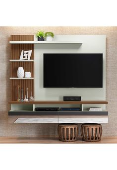 Tv Cabinet Design, Lounge Room Styling, Living Room Design Modern, Tv Unit Interior Design, Small Apartment Interior, Simple Ceiling Design, Tv Room Design, Wall Tv Unit Design, Ceiling Design Bedroom