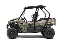 New 2015 Kawasaki Teryx Camo ATVs For Sale in Florida. 2015 Kawasaki Teryx Camo, Teryx® Camo The 2015 Kawasaki Teryx Camo s genuine Realtree® Xtra® Green Camo graphic treatment is designed to keep it from being spotted easily, but with massive power, a rugged chassis and premium FOX® Podium high-performance shocks, the Teryx Camo side x side can t help but make a bold statement wherever it goes... and it can go just about anywhere!